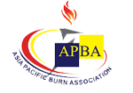 logo for Asia Pacific Burn Association