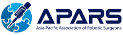logo for Asia Pacific Association of Robotic Surgeons