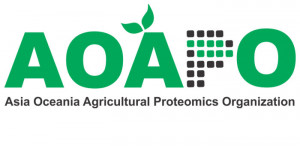 logo for Asia Oceania Agricultural Proteomics Organization