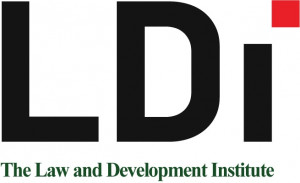 logo for The Law and Development Institute