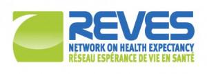 logo for Réseau Espérance de Vie en Santé