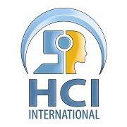logo for HCI International Conference