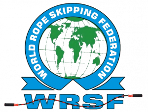 logo for World Rope Skipping Federation