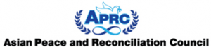 logo for Asian Peace and Reconciliation Council