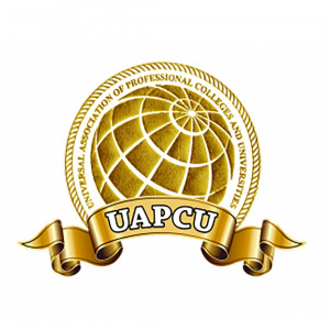 logo for Universal Association of Professional Colleges and Universities