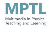 logo for International Conference on Multimedia in Physics Teaching and Learning