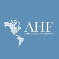 logo for Americas Health Foundation