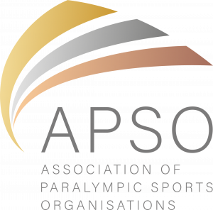 logo for Association of Paralympic Sports Organisations