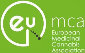 logo for European Medicinal Cannabis Association