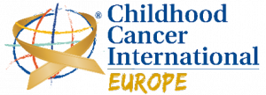 logo for Childhood Cancer International Europe