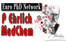 logo for Paul Ehrlich MedChem Euro-PhD Network