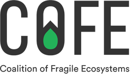 logo for Coalition of Fragile Ecosystems