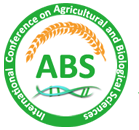 logo for International Conference on Agricultural and Biological Sciences