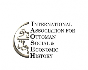 logo for International Association for Ottoman Social and Economic History
