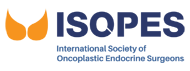 logo for International Society of Oncoplastic Endocrine Surgeons