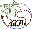 logo for Global Cassava Partnership for the 21st Century