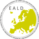logo for European Academy of Land Use and Development