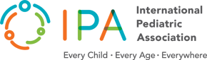 logo for International Pediatric Association