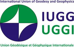 logo for International Union of Geodesy and Geophysics