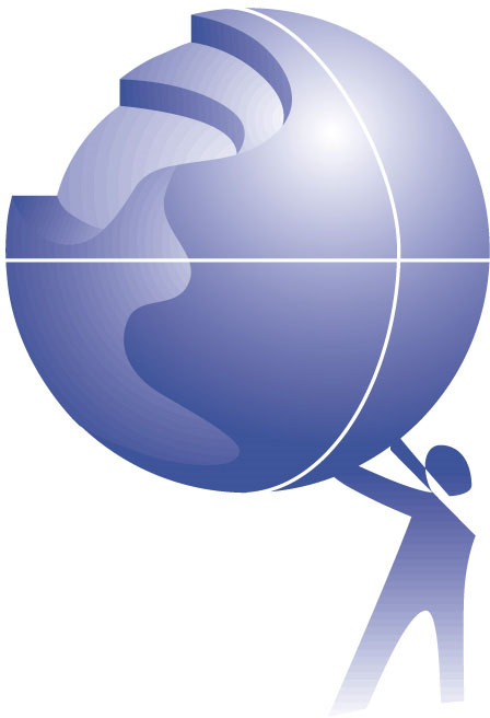 logo for International Union of Geological Sciences