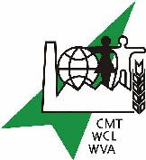 logo for World Confederation of Labour