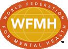 logo for World Federation for Mental Health