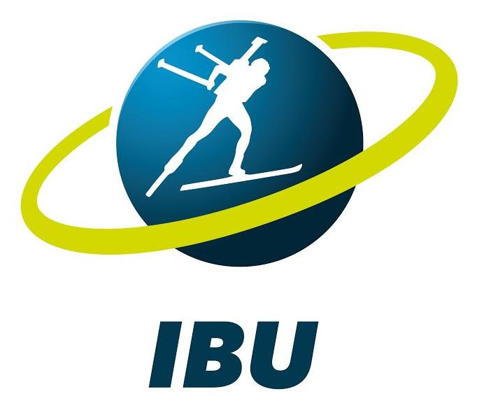 logo for International Biathlon Union