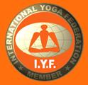 logo for International Yoga Federation