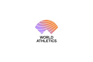 logo for World Athletics