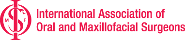logo for International Association of Oral and Maxillofacial Surgeons