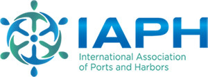 logo for International Association of Ports and Harbors