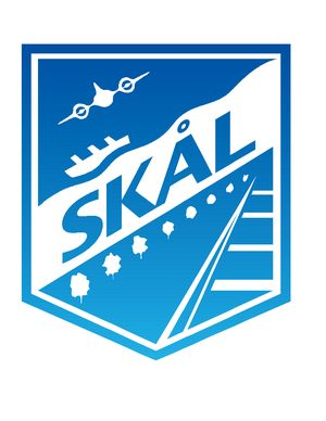 logo for Association Internationale des Skål Clubs