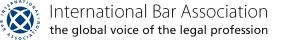 logo for International Bar Association