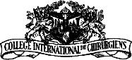 logo for International College of Surgeons