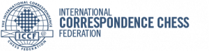 logo for International Correspondence Chess Federation