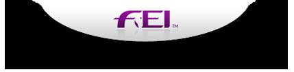 logo for Fédération équestre internationale