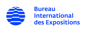 logo for International Exhibitions Bureau