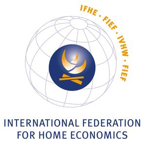 logo for International Federation for Home Economics