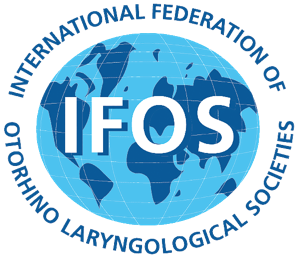 logo for International Federation of Oto-Rhino-Laryngological Societies