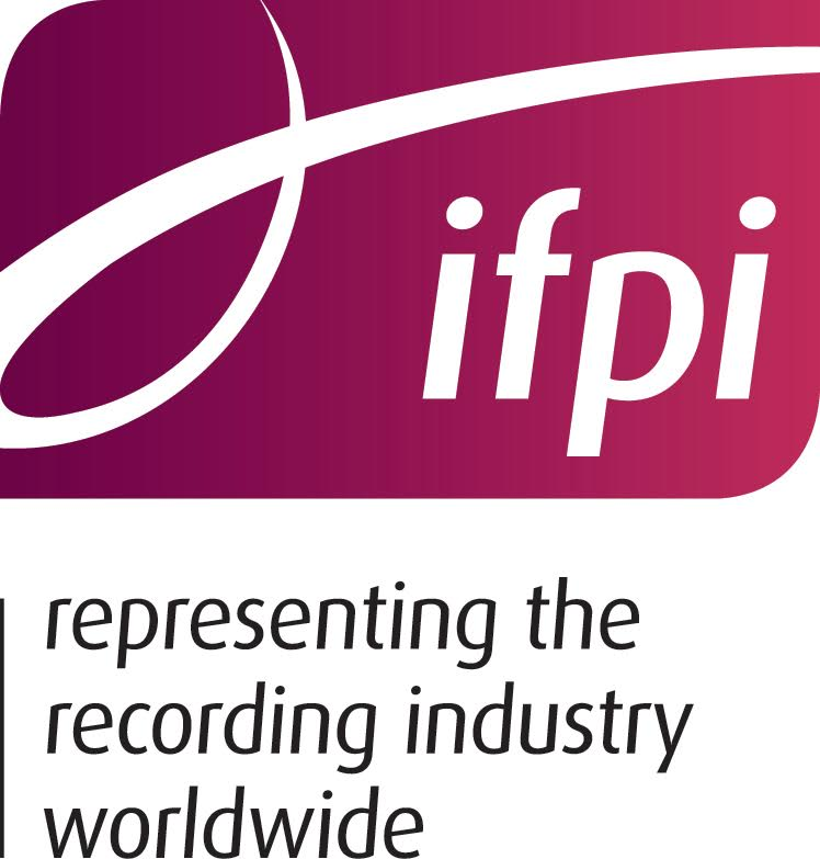 logo for International Federation of the Phonographic Industry