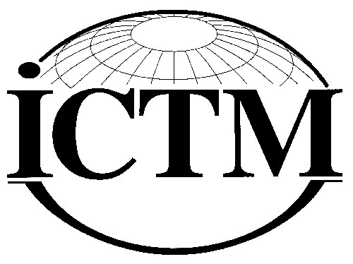 logo for International Council for Traditional Music