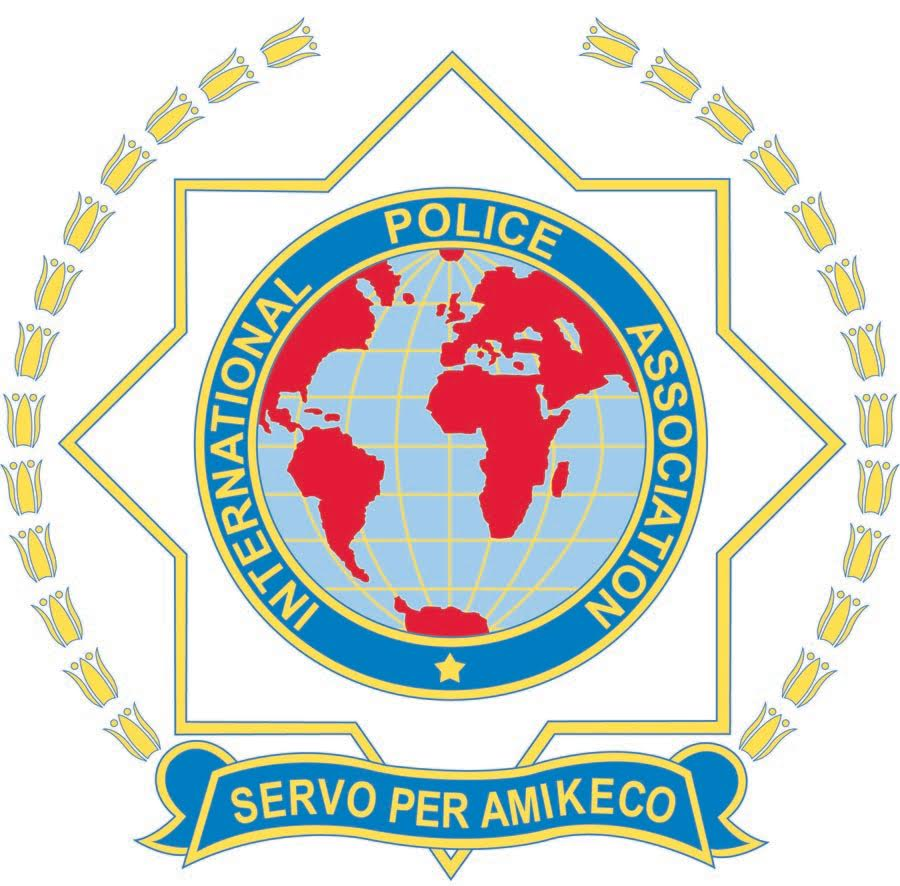logo for International Police Association