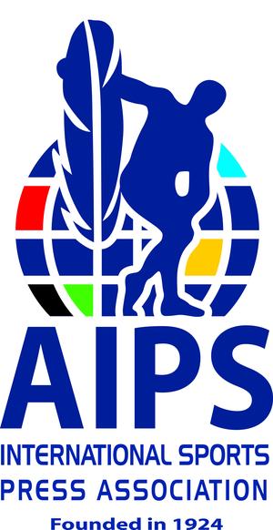 logo for Association internationale de la presse sportive