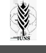 logo for International Union of Nutritional Sciences
