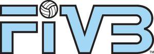 logo for Fédération internationale de volleyball