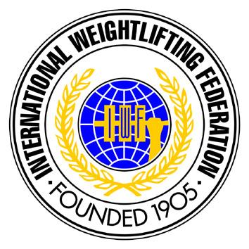 logo for International Weightlifting Federation