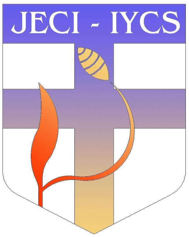 logo for International Young Catholic Students