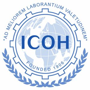 logo for International Commission on Occupational Health