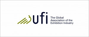 logo for UFI - The Global Association of the Exhibition Industry