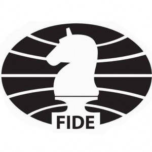 logo for Fédération internationale des échecs